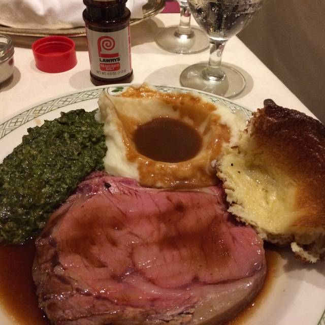 Lawry's The Prime Rib - Beverly Hills, Beverly Hills, CA