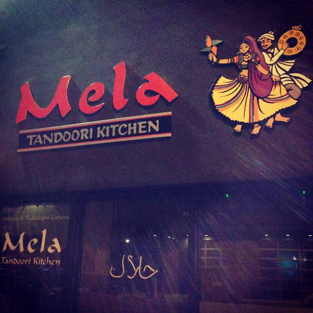Front Entrance - Mela Tandoori Kitchen, San Francisco, CA