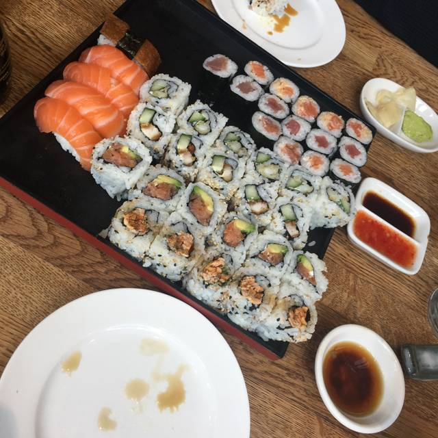 Battersea Park Sushi Cafe
