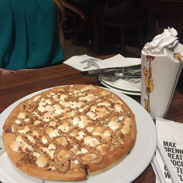 Max Brenner - Union Square, New York, NY