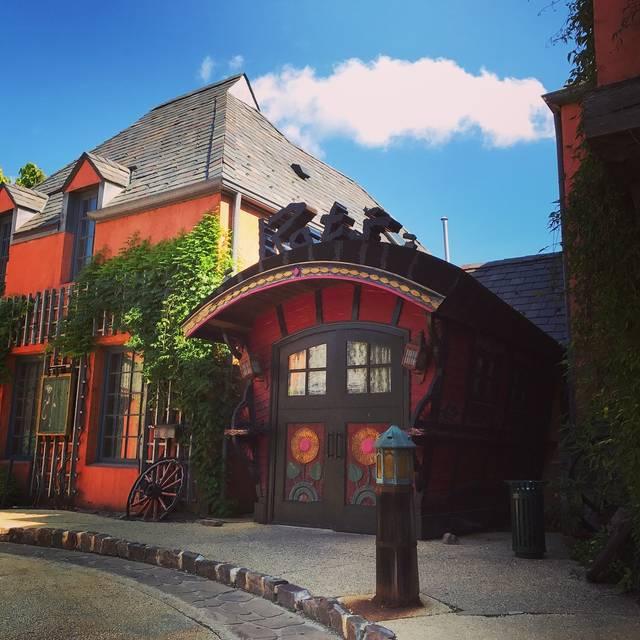 Rats Restaurant - Grounds for Sculpture, Hamilton, NJ