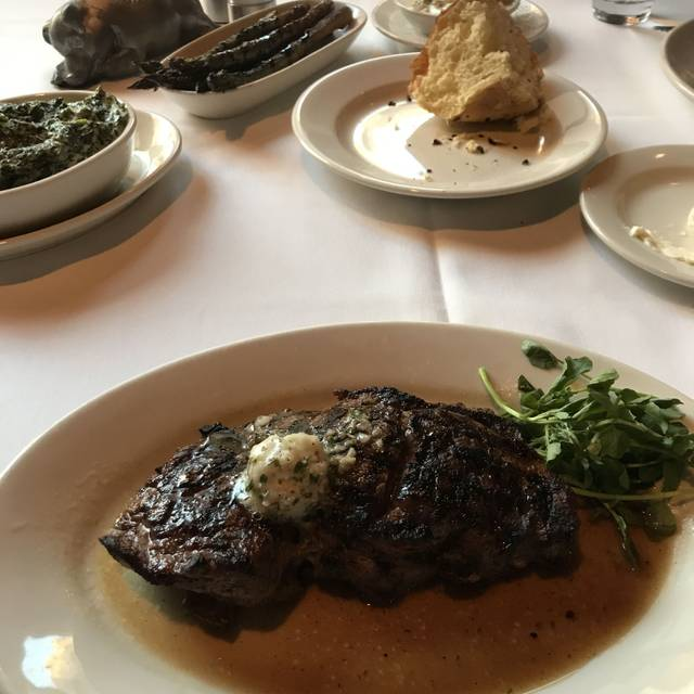 Morton's The Steakhouse - Carew Tower, Cincinnati, OH