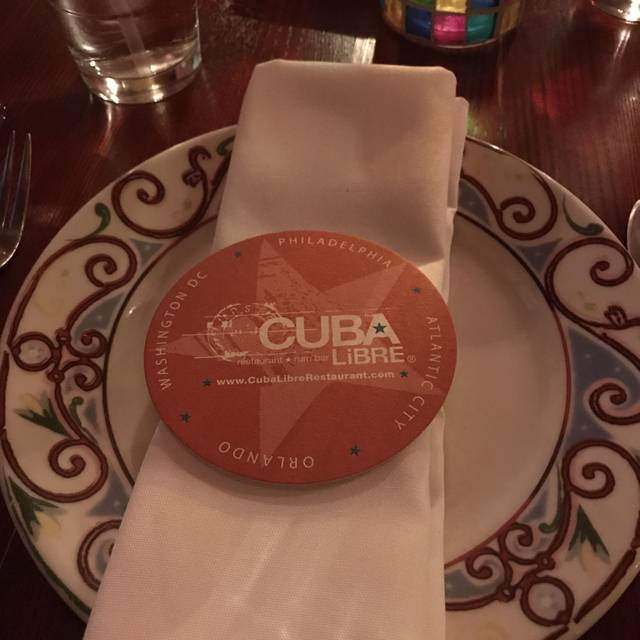 Cuba Libre Restaurant & Rum Bar - Atlantic City, Atlantic City, NJ