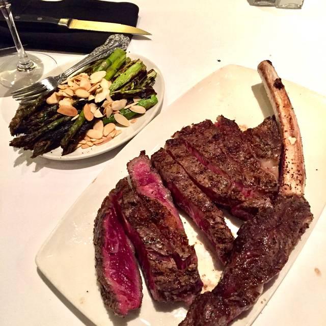 Del Frisco's Double Eagle Steak House - New York City, New York, NY