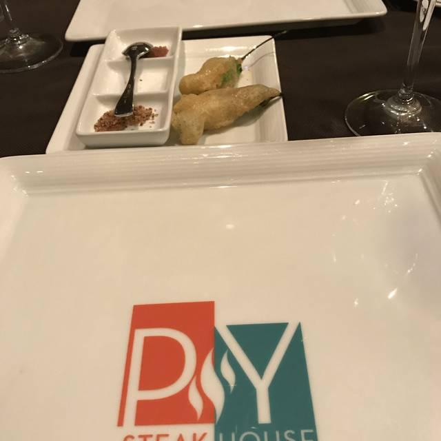 PY Steakhouse, Tucson, AZ