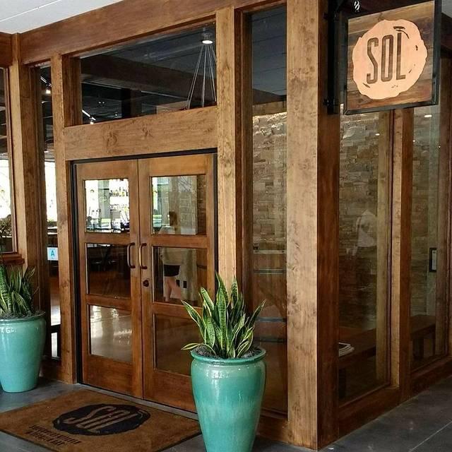 Front Entrance - SOL Southwest Kitchen & Tequila Bar, Charleston, SC
