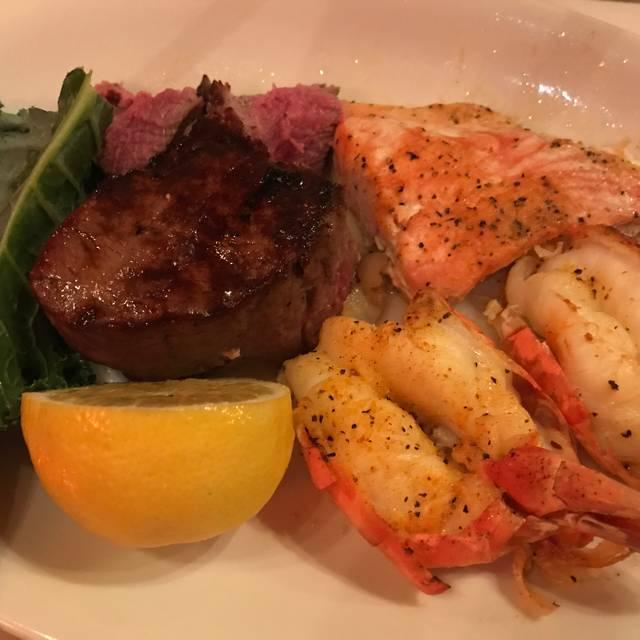 Jimmy Kelly's Restaurant, Nashville, TN