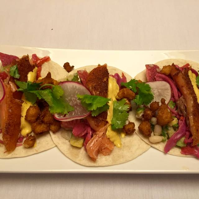 Tacos - Creations Dining Room and Lounge, Edmonton, AB