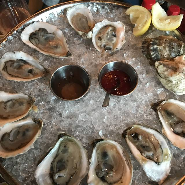 Island Creek Oyster Bar, Boston, MA