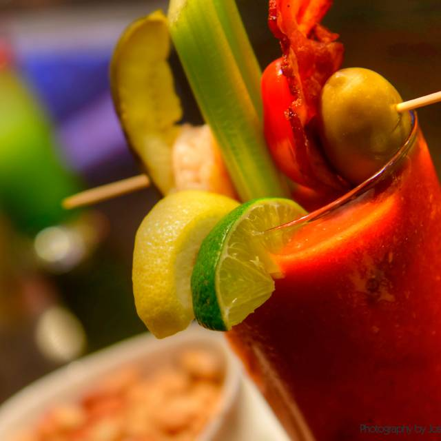 Bloody Mary - East - Blockade Runner Beach Resort, Wrightsville Beach, NC