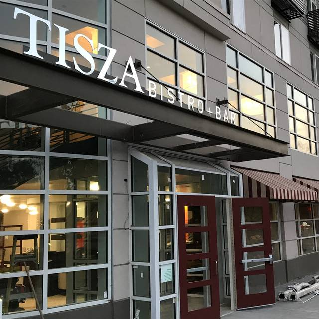 Tisza Bistro and Bar, Windsor, CA