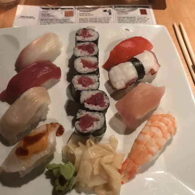 Moshi Moshi Sushi, Seattle, WA