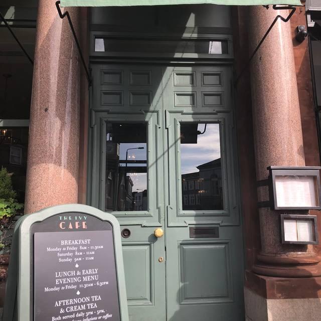 Ivy Cafe, Wimbledon, London