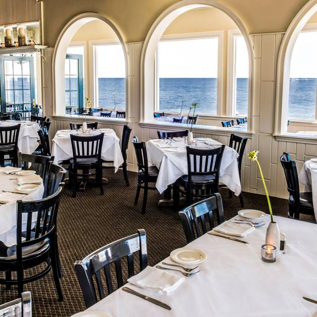 Interior - The Ocean House Restaurant - Cape Cod, Dennis Port, MA