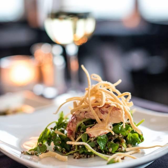 Lobster Salad - The Ocean House Restaurant - Cape Cod, Dennis Port, MA