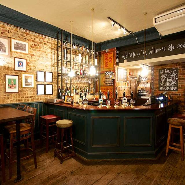 The Williams Ale & Cider House, London