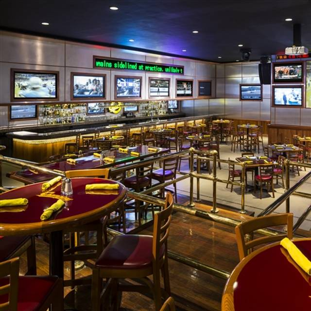 Champions Sports Bar - Marriott Cancun Resort, Cancún, ROO