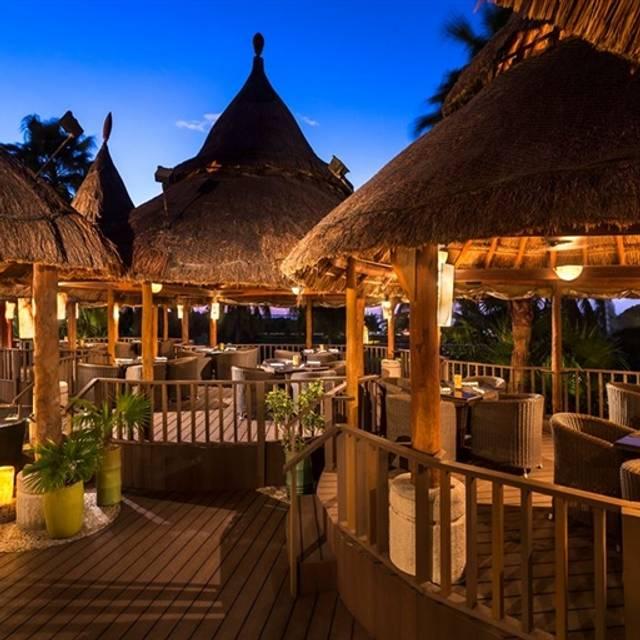 Sasi Thai - Marriott Cancun Resort, Cancún, ROO