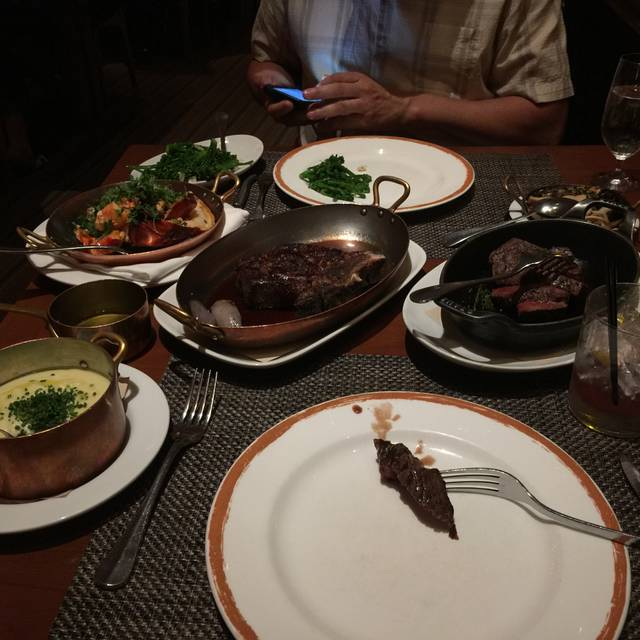 Craftsteak - MGM Grand, Las Vegas, NV