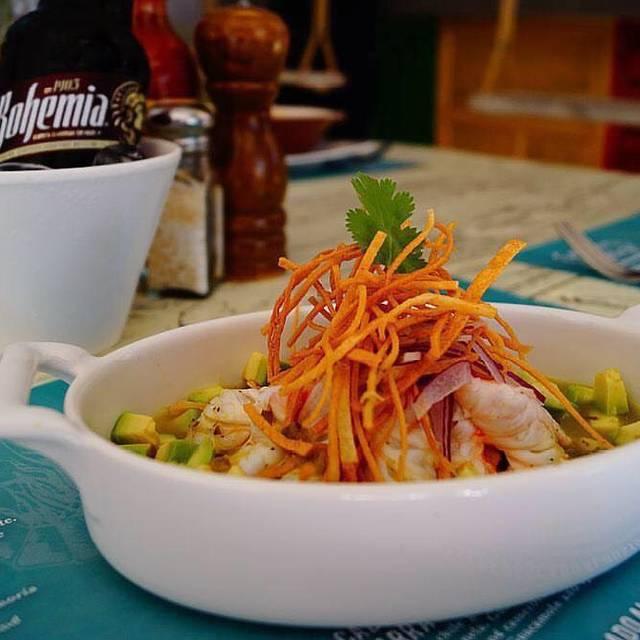 Ceviche - Sabor a Mar, Playa del Carmen, ROO