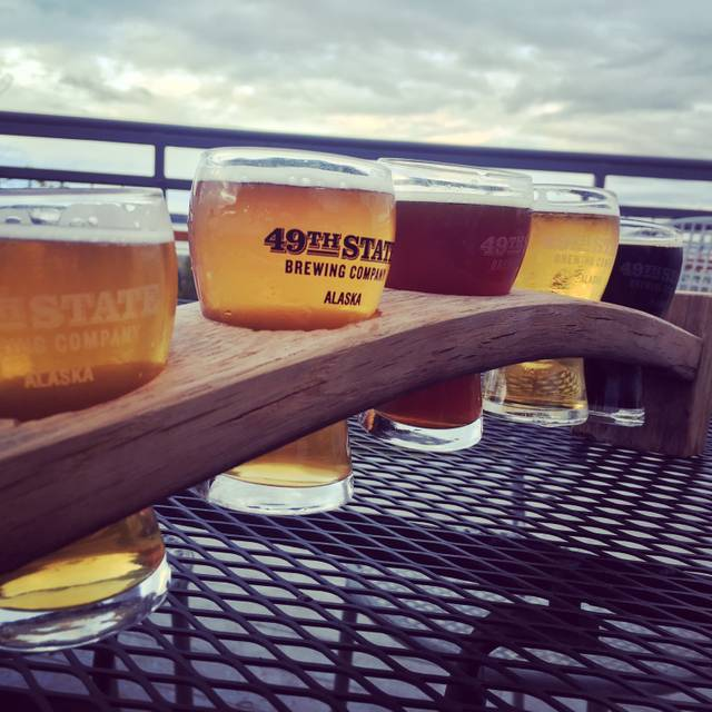 49th State Brewing Company Anchorage