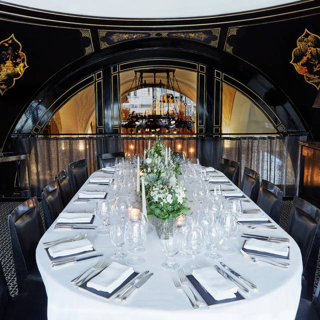 The Wolseley, London