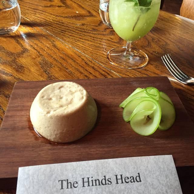 The Hind's Head - Bray, Bray, Berkshire
