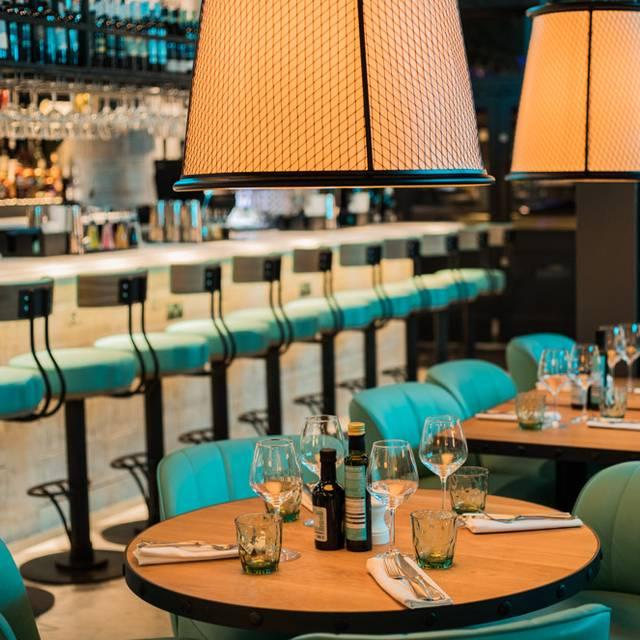 Gino D'Acampo My Restaurant Camden, London