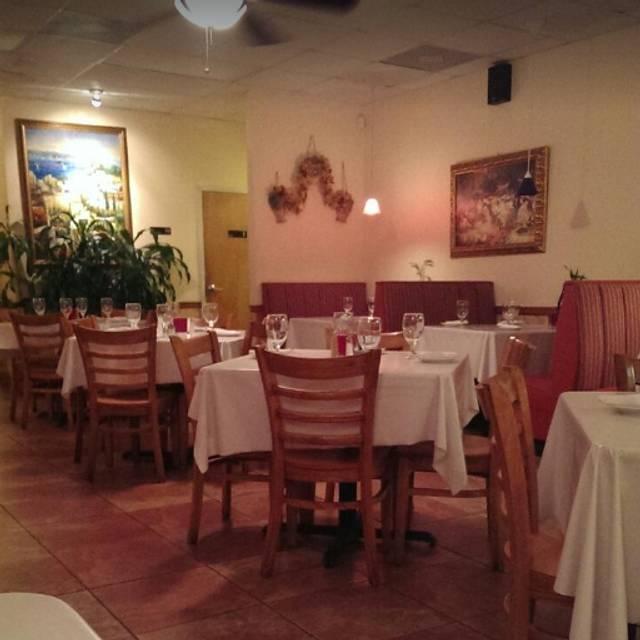 Troy Mediterranean Cuisine, Savannah, GA