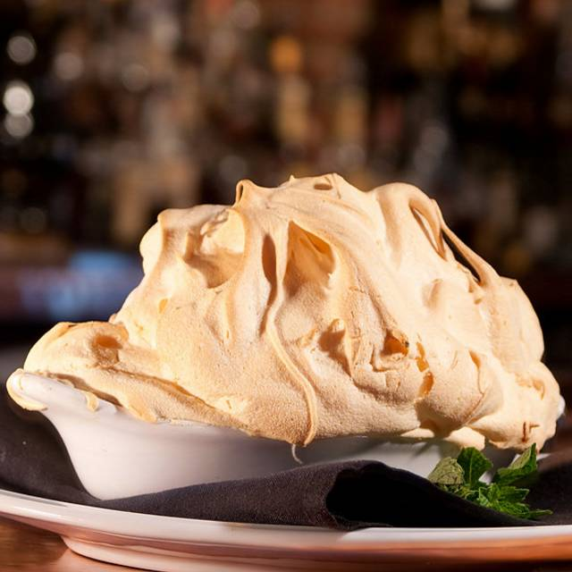 Banana Pudding Meringue - The Village Anchor, Louisville, KY