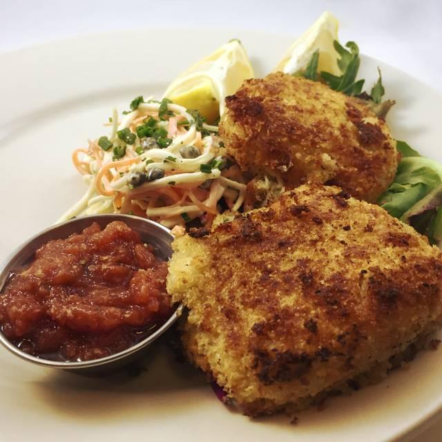Crab Cakes - Symphony Hotel Restaurant, Cincinnati, OH