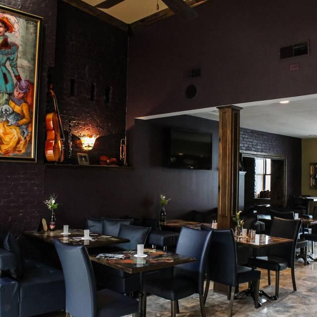 Lounge Room - Symphony Hotel Restaurant, Cincinnati, OH