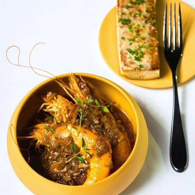 Chef Kwame's Peel and Eat Shrimp - Kith / Kin, Washington, DC