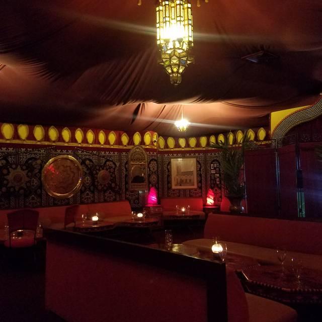 Marrakech Mediterranean Restaurant, Las Vegas, NV