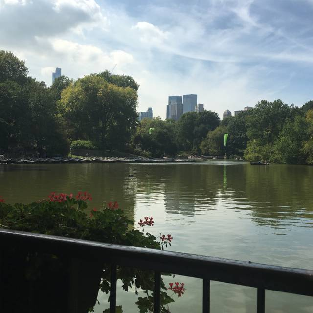 Central Park BoatHouse, New York, NY
