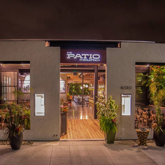 The Patio on Goldfinch, San Diego, CA