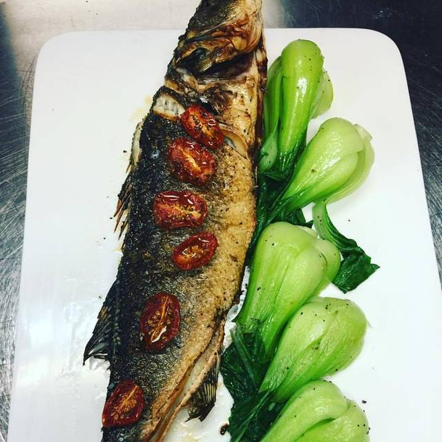 Bronzino - Thom Thom Steak & Seafood Restaurant, Wantagh, NY