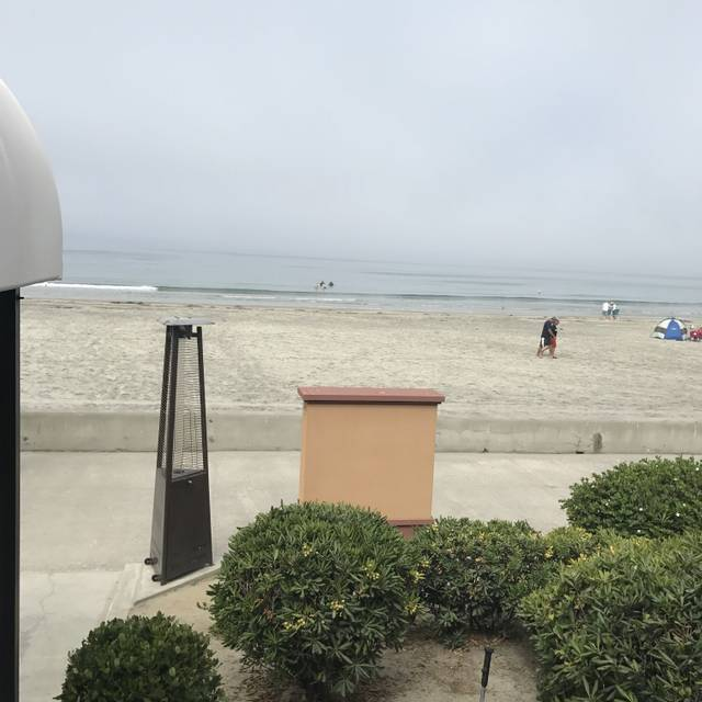 The Shores Restaurant - La Jolla Shores Hotel, San Diego, CA