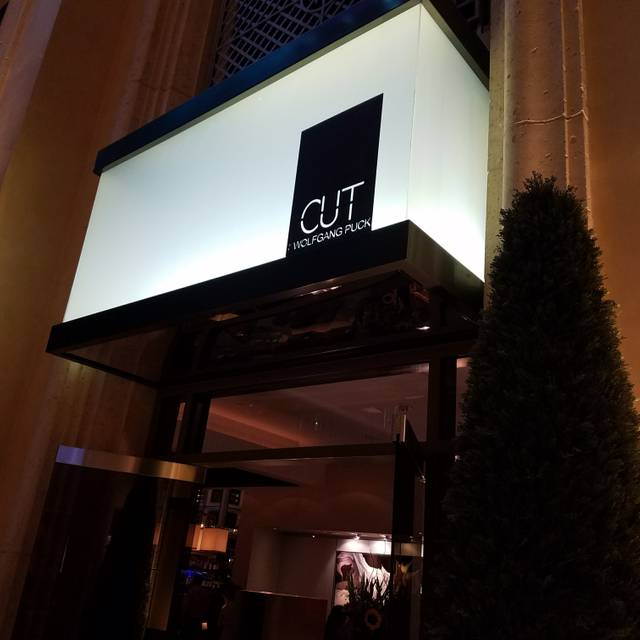 CUT at The Palazzo Las Vegas, Las Vegas, NV