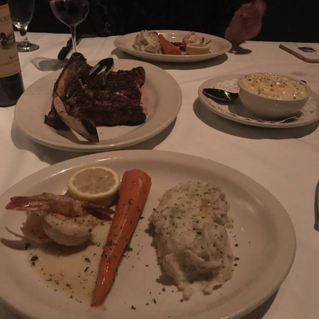 Bob's Steak & Chop House - Dallas on Lamar, Dallas, TX