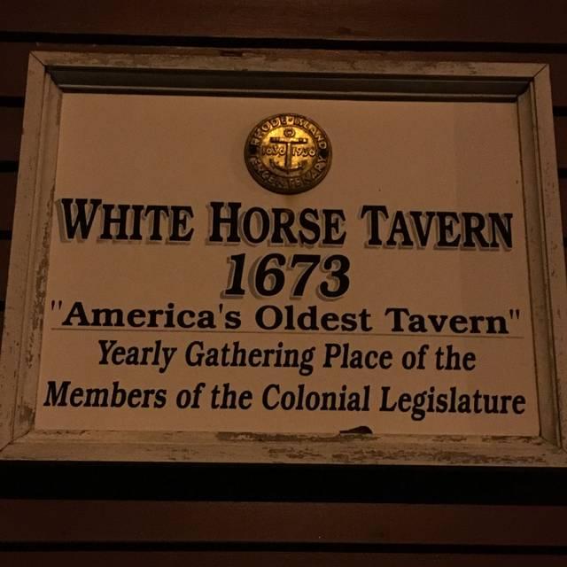 White Horse Tavern, Newport, RI