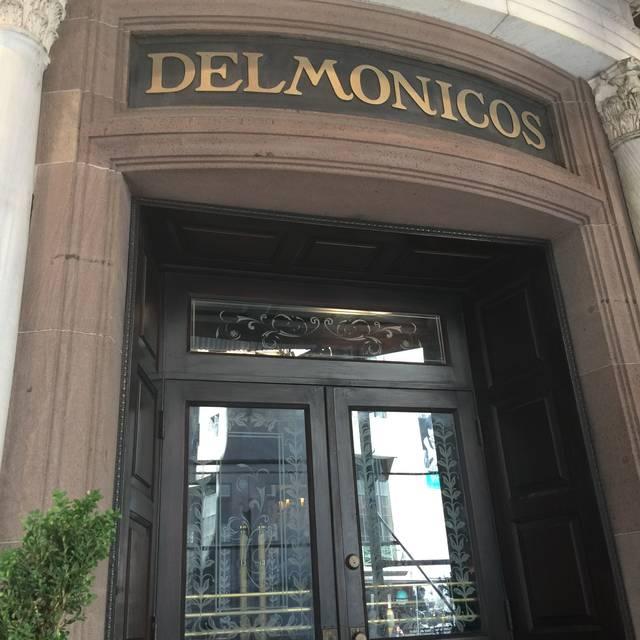 Delmonico's, New York, NY