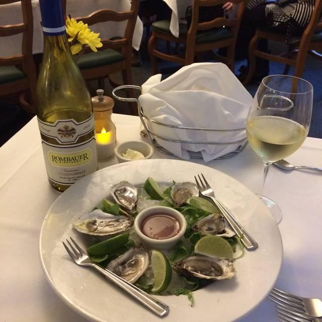 Little River Inn Restaurant, Little River, CA