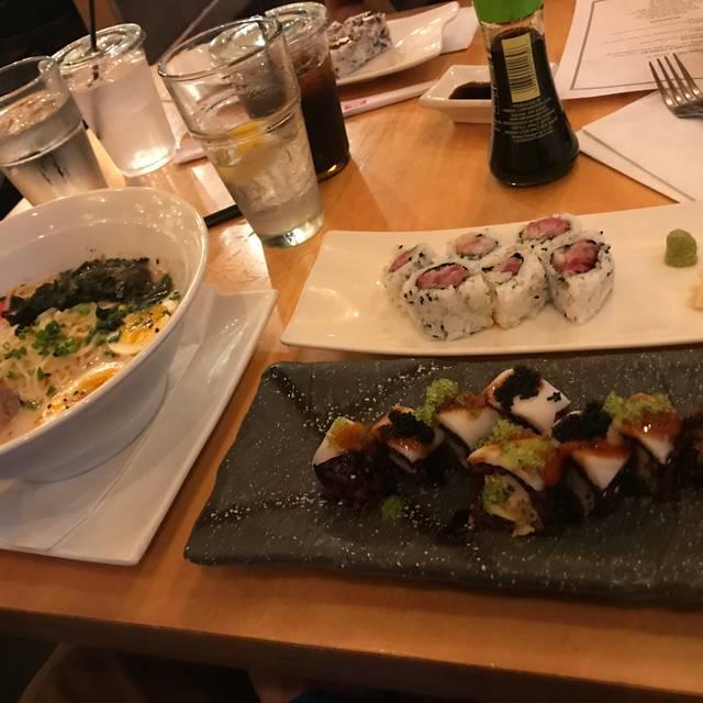 Sushi House, Leawood, KS