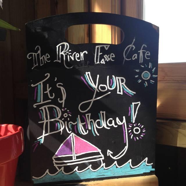 River Exe Cafe, Exmouth, Devon