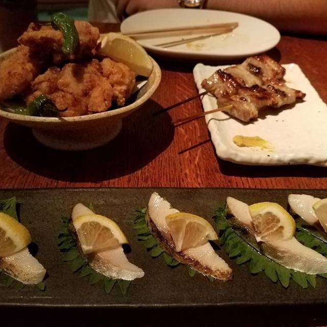 Yuzuki Japanese Eatery, San Francisco, CA