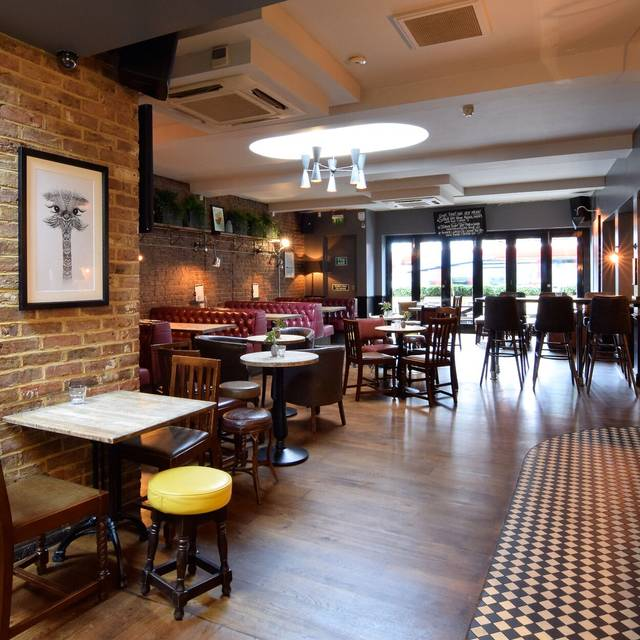 The Black Lion NW6, London