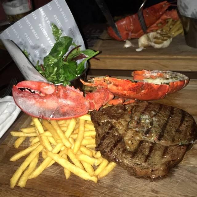 Steak & Lobster Heathrow, London