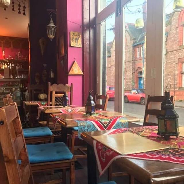 The Lark Bistro, Liverpool, Merseyside