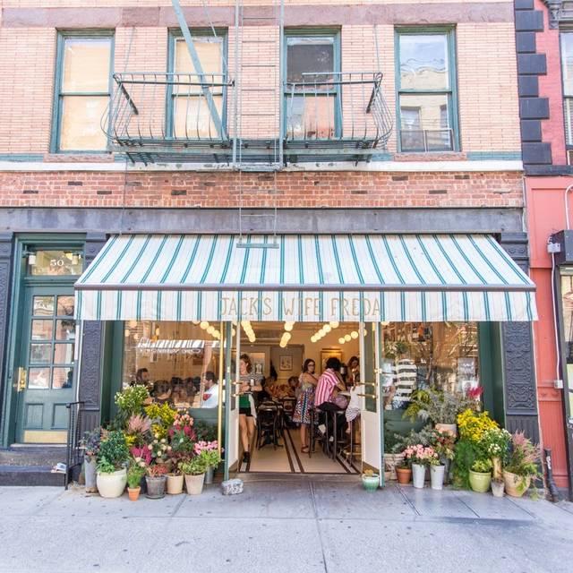 Jack's Wife Freda - Carmine Street, New York, NY